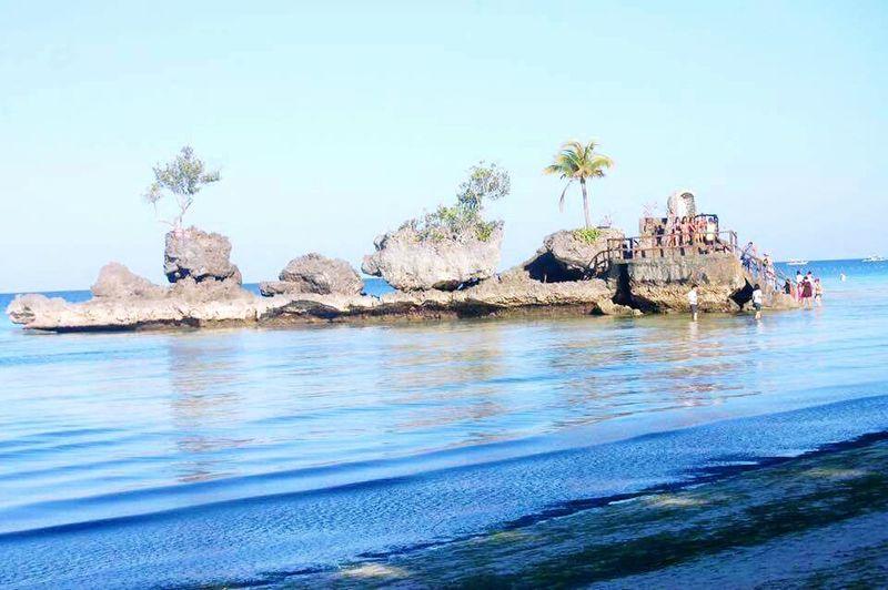 Grotto Boracay Island, Philippines Best Islands To Unwine White Sand Beach Summer Beach Photography