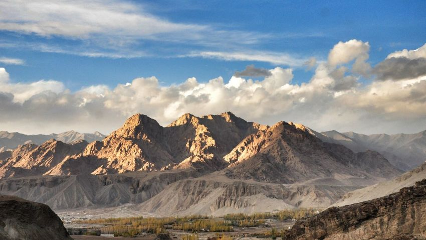 India Ladakh Leh Himalayas Himalaya Mountains Mountain View Landscapes With WhiteWall