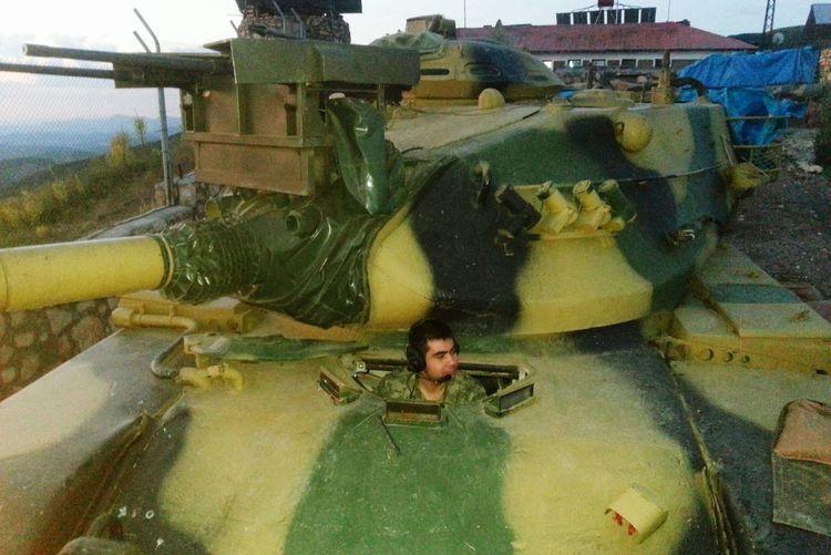 Tank Photography Asker Gurur şerefim Onur Vatan Bayrak