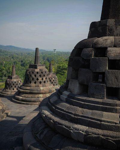 Indonesia_photography INDONESIA Yogjakarta Historical Place Buddhist Temple Borobudur Temple
