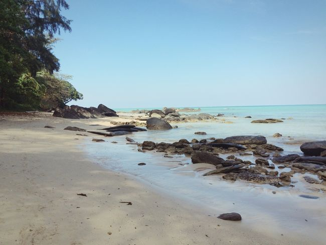 Beach Paradise Beach Sea