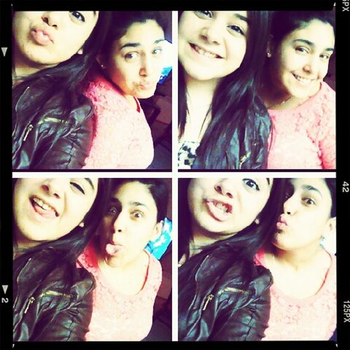 Happy Birthday to my Tita . had a good time with her (: