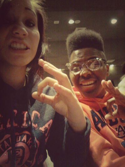 Me And This Crazy!!(: