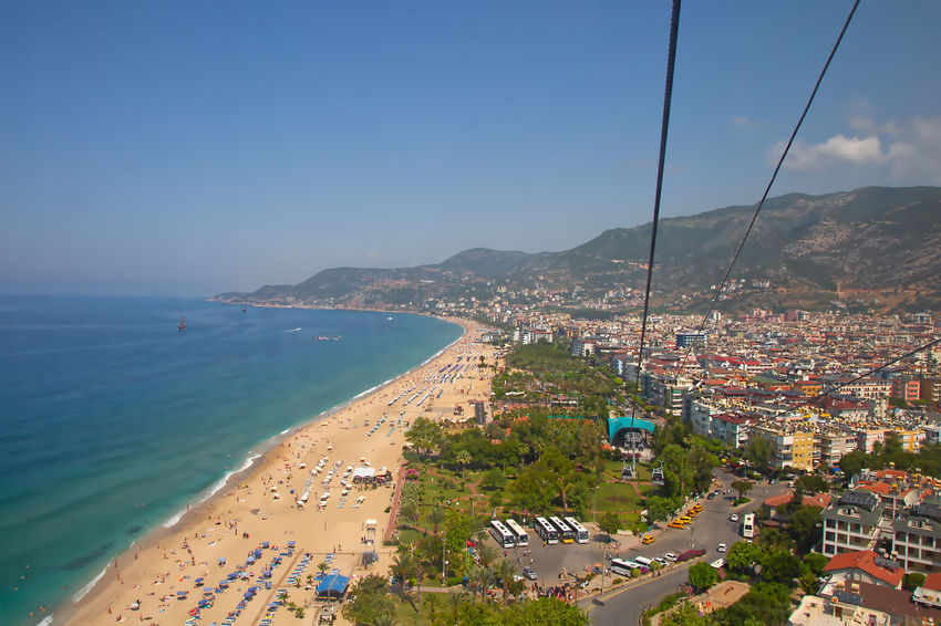 Cablecar Ride Alanya Cable Car Coastline Holiday Transportation Turkey Vacation Time Architecture Beach Beachlife Beauty In Nature Building Exterior Cablecar Cables And Wires Cityscape Emeraldcoast Land Landscape Mountain Nature Sea Sky Tourist Destination Vacation Destination Water
