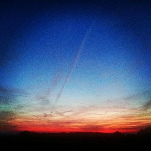 Sunset Besigheim