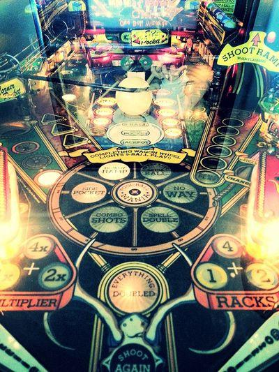 Pinball Machine! : )
