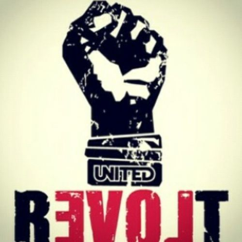 Wake up Morocco.. Its time for us to revolt.. With love. Unity.. Revolution.. Arts revolution.. RevoltArts