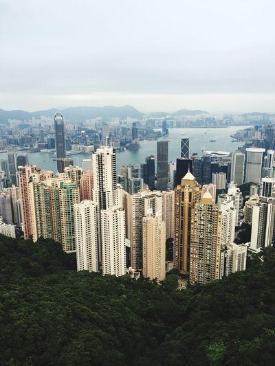 Thepeak HongKong Skyscraper