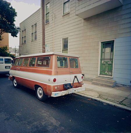 Architecture Classic Car Film Vans Square Lca 120 Koduckgirl