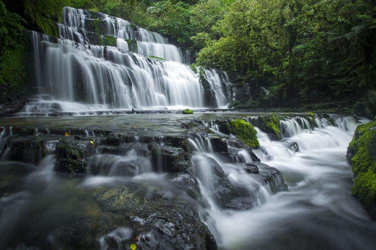 Waterfall of