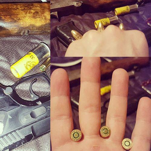 Rifle Tüfek Gun Silah Bullets Mermi Hazırlık Tamam