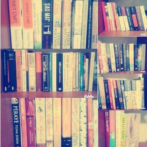 En sevdiğim köşem :) Kitaplarım Kitap Okumayı Cok Severjm Ben