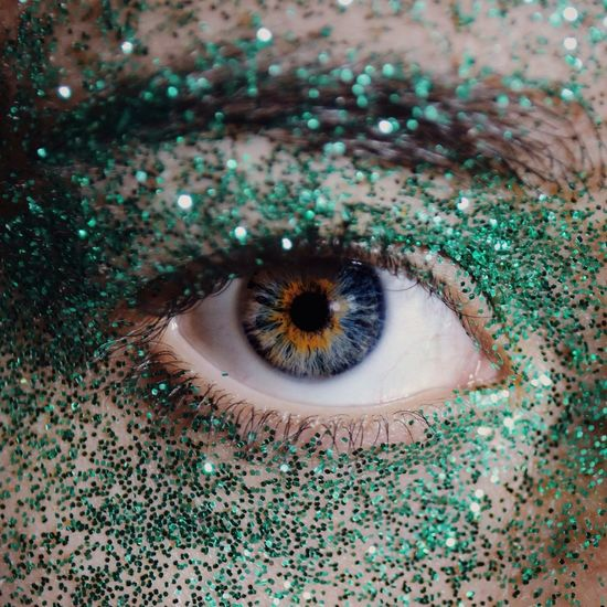 Eye Human Eye Eyesight Human Body Part Close-up Body Part Sensory Perception Eyelash One Person Extreme Close-up Green Color Iris - Eye Women Real People Portrait Human Face Eyebrow Visual Creativity This Is My Skin The Creative - 2018 EyeEm Awards The Still Life Photographer - 2018 EyeEm Awards #urbanana: The Urban Playground A New Beginning My Best Photo