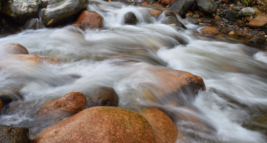 Velos de agua Beauty In Nature Blurred Motion Day Flowing Water Long Exposure Motion Nature No People Outdoors Rapid Rocks And Water Rocks In Water Stream - Flowing Water Water Waterfall EyeEmNewHere