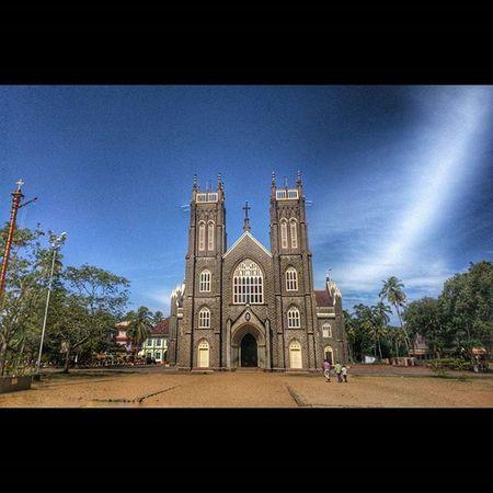 Arthunkal church Nexus6 Mobilemag Mobilefotography Justforfun Indiapictures Awesome_globepix Awesomeglobe