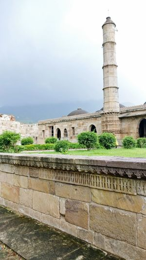 Abandoned Royal Mosque in Champaner Fort Architecture History Old Ruin King - Royal Person Travel Destinations Fort Ancient Civilization First Eyeem Photo
