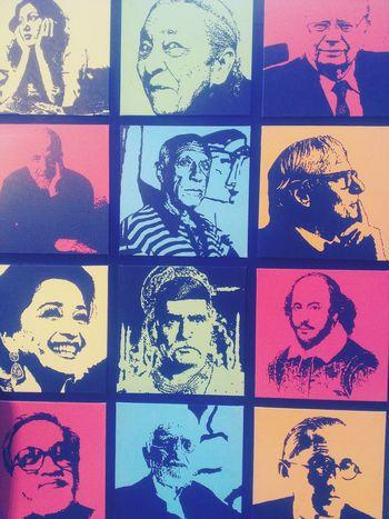 Collage of Legends @ Kgaf