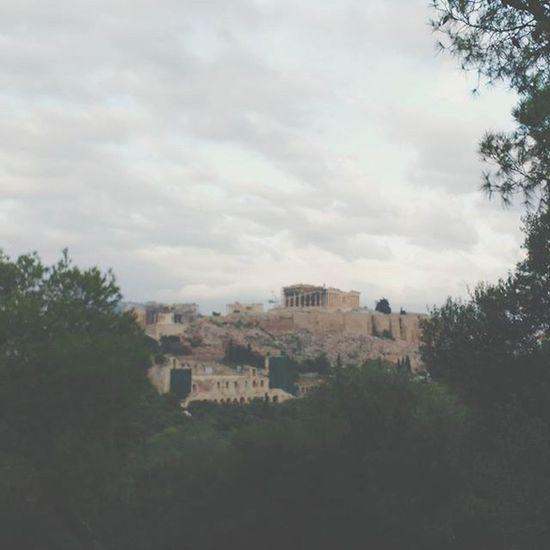 Athens Acropolis Filopapou Walk