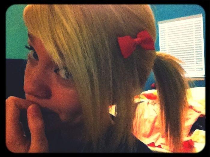Like My Bow ? :3