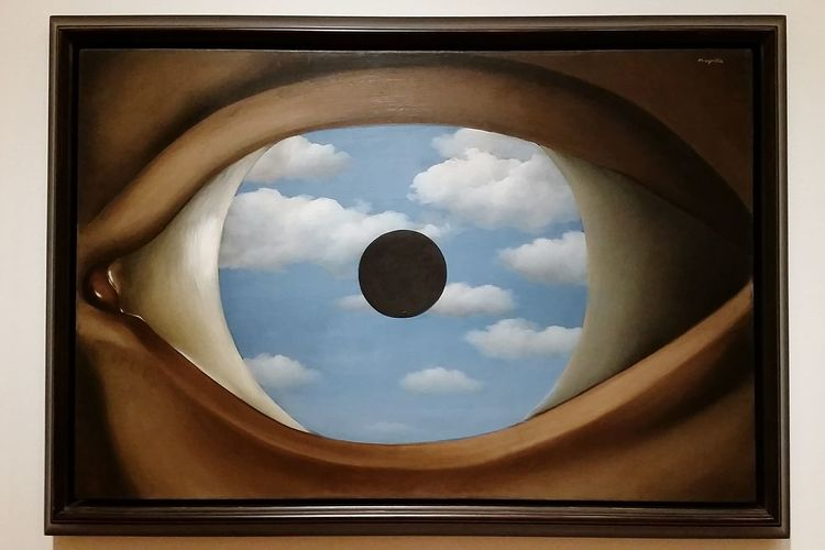 Art ArtWork Modern Art Painting EyesOnYou