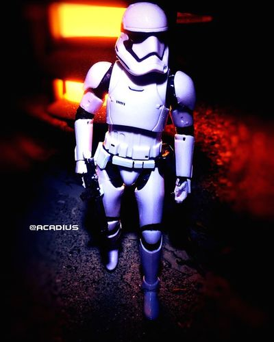 Night Watch. Toys Toy Geek Toy Art Toy Artistry Star Wars Stormtrooper Geek