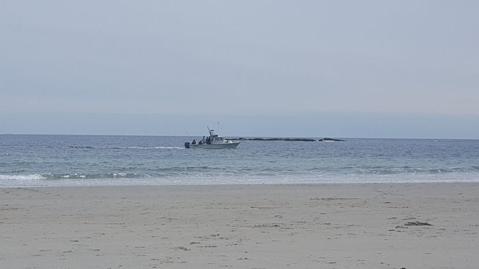 Beach Sea Horizon Over Water Sand Tranquility Vacations Tranquil Scene Landscape Tourism Travel Destinations Nature Sky Water Outdoors Beauty In Nature Idyllic Day Travel Cloud - Sky Scenics No Filter Nautical Vessel Ocean View Maine