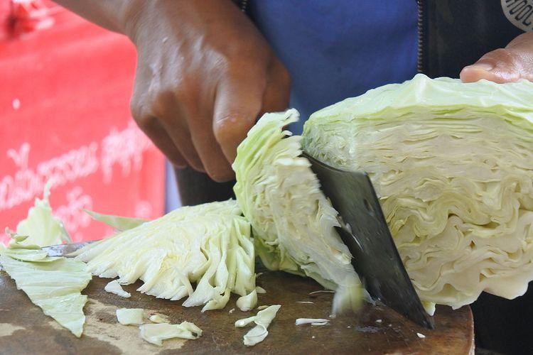 Chef Close-up