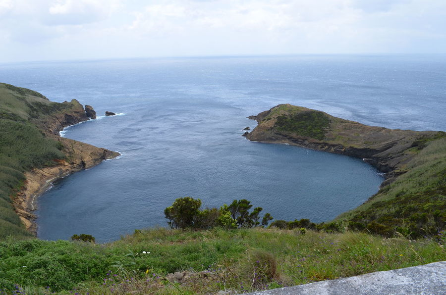Azores Açores Caldeira Faial Faial Island