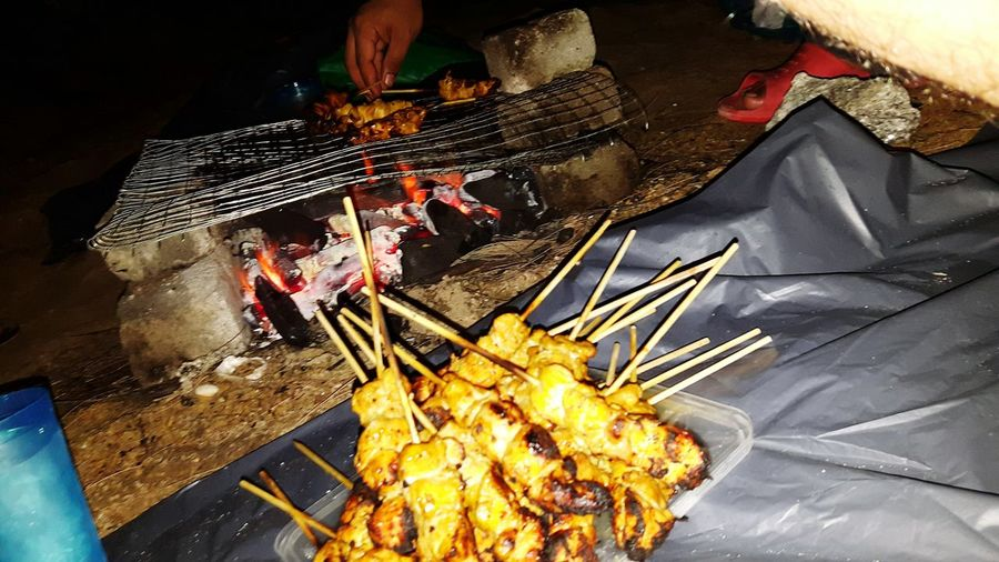 Chicken Satay Sataymalay Picnic Time ♡