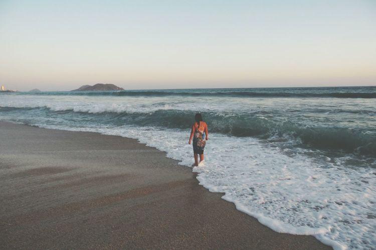 Surf's Up Relaxing First Eyeem Photo Goodlife❤ Travel Paradise Beach Mazatlan🌊 People Of The Oceans Original Experiences Hidden Gems  A Bird's Eye View Cut And Paste