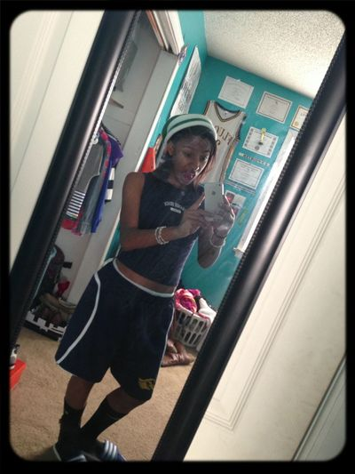 Dirty mirror <<< but Basketball practice