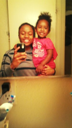 She Gets The World When She Around Me #lil Cuz