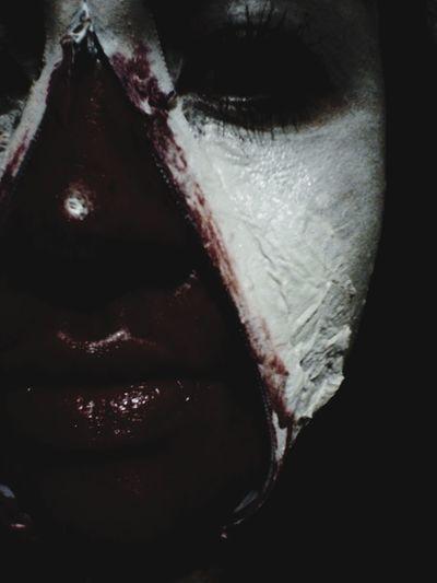 Halloween Horrors Halloween Disfraz Sangre #aterrador #miedo