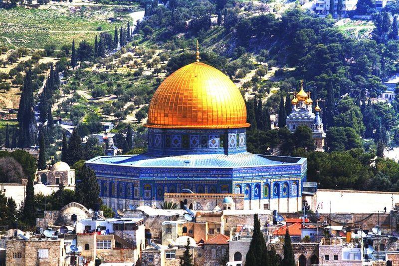 القدس الشريف اجمل ايام حياتى
