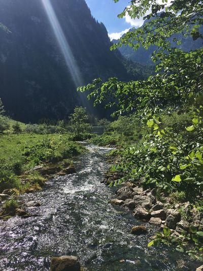 Königssee Beauty In Nature Nature Water No People Outdoors Berchtesgaden Berchtesgadener Land  Bavaria