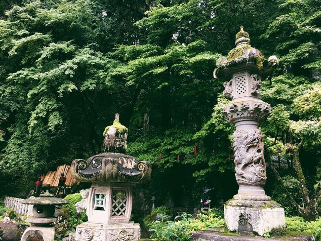 Spirituality Statue Art And Craft Sculpture Temple - Building Architecture Travel Destinations Creativity Culture Japanese Garden Japanese Style Japanese Culture Nature Beauty In Nature Green Botany Japan Photography Vscocam VSCO Japan Good Vibes Moss Stone Material Calm Old