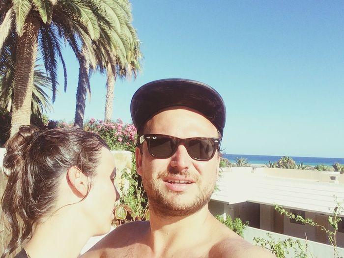 missing the Beach in Fuerteventura