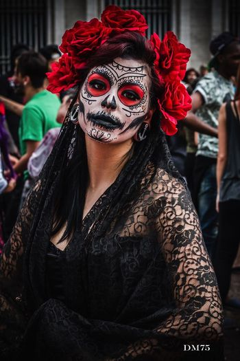 Zombiewalk  Zombiewalksp2015 Santamuerte Canon70d Canonphotography From My Point Of View