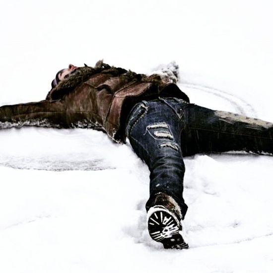 Snowangel Winterwonderland WhiteChrismas Snowsnowsnow missyoumylove