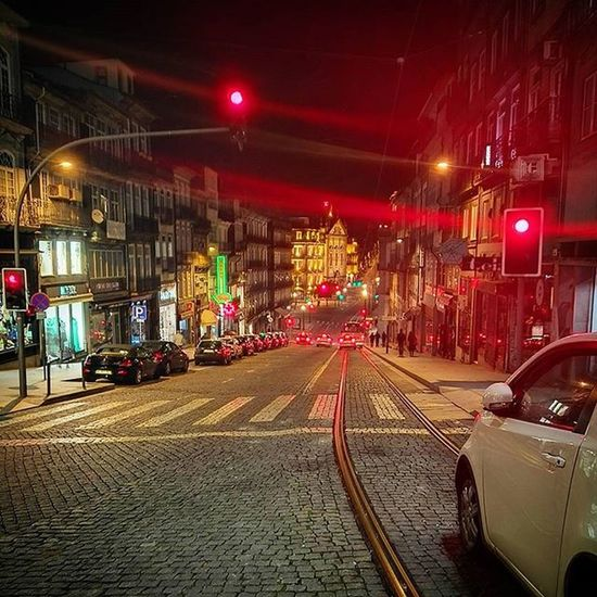 Porto Night Bikeride Vespa Vespagram Lml200 Lml Nightride City Colorful Colors Citylights Shooters_pt