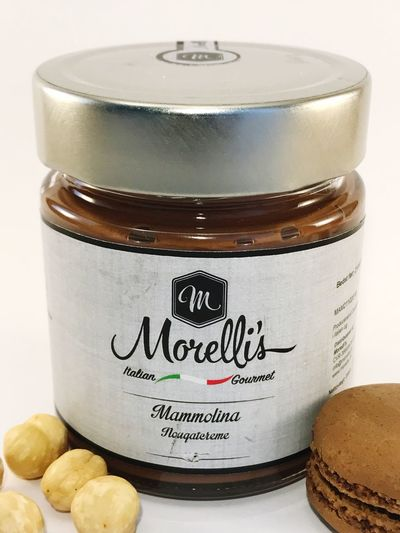 Morellis Morellisfood Nougat Creme Better Then Nutella Copenhagen, Denmark Italiensk  Newwebshop Verysoon