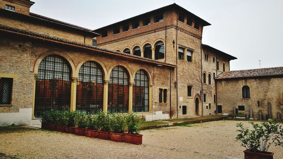 Building Exterior History Arch Window Travel Destinations Built Structure