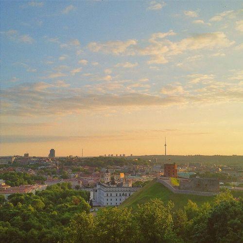 Vilnius Lithuania Hillofthreecrosses Nofilter Justkidding
