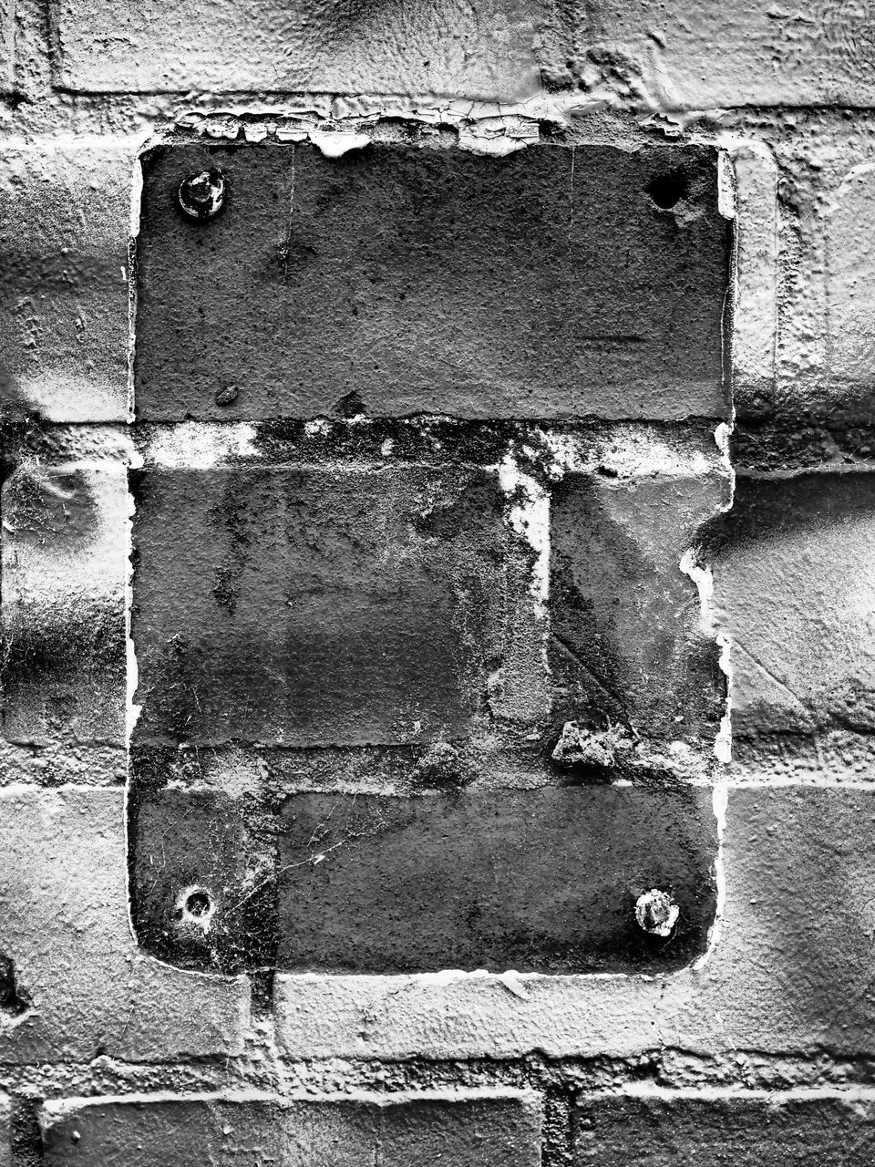 built structure, wall - building feature, old, weathered, brick wall, textured, architecture, building exterior, close-up, hinge, no people, day, backgrounds, outdoors