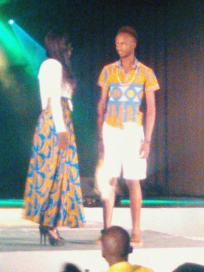 BEAUTY PAGEANT STUFF... African Enjoying Life Check This Out