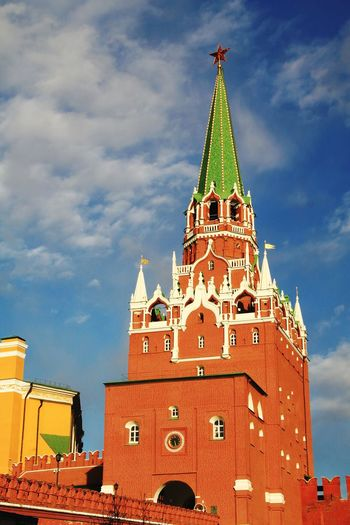 Architecture Tower History No People Sky Travel Destinations Outdoors Building Exterior Day Kremlin Kremlin Complex Tourism Russia Kremlin Architecture Russia Moscow, Russia Moscow
