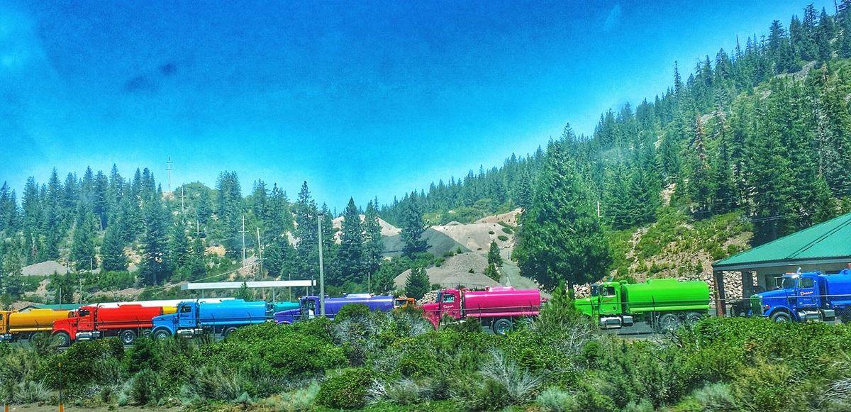 Highway Art Travel Photography Norcal Nature+Machine