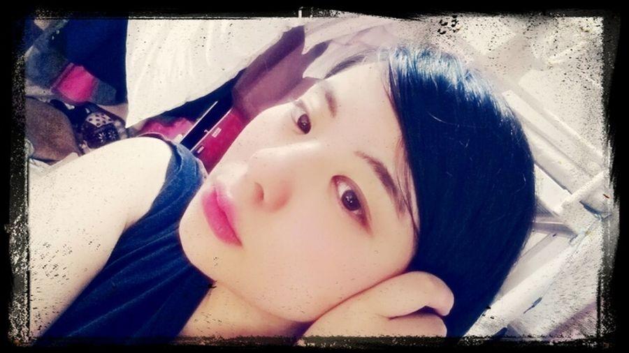 Selfie Self Portrait Japan 顔小さくしたい。