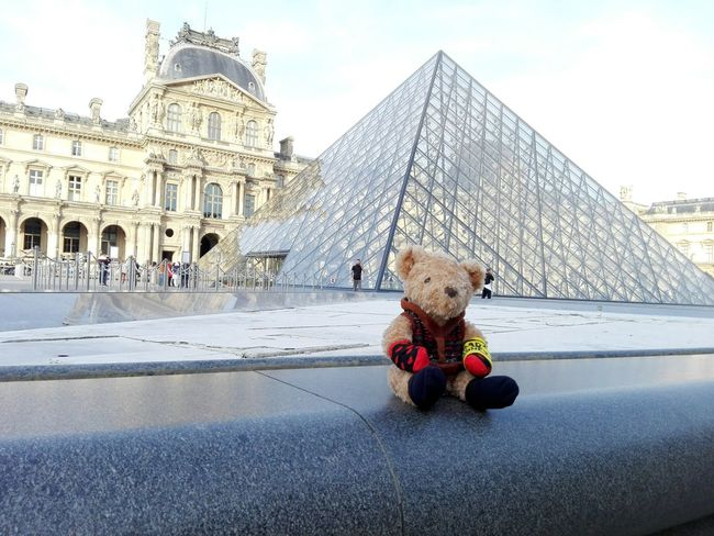 Happy bear at Louvre Paris Teddy Bear Fluffy Toy Toy Photography Toys Child Childhood Childhood Memories Paris Louvre France City Light And Shadow Architecture Love Outdoors Pyramid Pyramide Du Louvre Happy Happiness Night Photography Photo City Life Travel EyeEmNewHere Long Goodbye Break The Mold Art Is Everywhere TCPM Visual Feast Neighborhood Map The Street Photographer - 2017 EyeEm Awards The Architect - 2017 EyeEm Awards The Great Outdoors - 2017 EyeEm Awards The Photojournalist - 2017 EyeEm Awards The Portraitist - 2017 EyeEm Awards BYOPaper! Live For The Story Pet Portraits Mix Yourself A Good Time The Week On EyeEm Modern Love Connected By Travel Lost In The Landscape Perspectives On Nature Rethink Things Postcode Postcards Second Acts