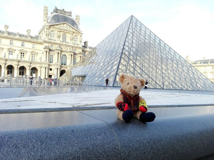 Happy bear at Louvre Paris Teddy Bear Fluffy Toy Toy Photography Toys Child Childhood Childhood Memories Paris Louvre France City Light And Shadow Architecture Love Outdoors Pyramid Pyramide Du Louvre Happy Happiness Night Photography Photo City Life Travel EyeEmNewHere Long Goodbye Break The Mold Art Is Everywhere TCPM Visual Feast Neighborhood Map The Street Photographer - 2017 EyeEm Awards The Architect - 2017 EyeEm Awards The Great Outdoors - 2017 EyeEm Awards The Photojournalist - 2017 EyeEm Awards The Portraitist - 2017 EyeEm Awards BYOPaper! Live For The Story Pet Portraits Mix Yourself A Good Time The Week On EyeEm Modern Love Connected By Travel Lost In The Landscape Perspectives On Nature Rethink Things Postcode Postcards Second Acts Love Is Love The Still Life Photographer - 2018 EyeEm Awards The Portraitist - 2018 EyeEm Awards The Fashion Photographer - 2018 EyeEm Awards The Great Outdoors - 2018 EyeEm Awards The Street Photographer - 2018 EyeEm Awards The Traveler - 2018 EyeEm Awards The Creative - 2018 EyeEm Awards The Photojournalist - 2018 EyeEm Awards The Architect - 2018 EyeEm Awards World Cup 2018